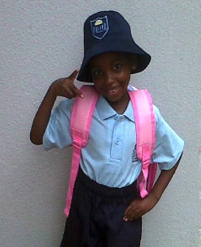 Caitlin Mpofu